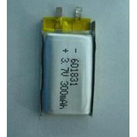 Rechargeable Polymer Li-ion charging battery used Illuminate Devices 551235 180mAh 3.7v Manufactures