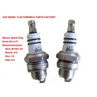 Buy cheap lawn mower spark plug L7T/BPM7A/CS42S/WS5F/CJ6Y/W22MPU/FSC75P/Yamaha 90793-20090 from wholesalers