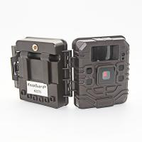 4 Leds Night Vision Hunting Camera , Waterproof IP67 Infrared Game Camera HD Wildlife 16MP Manufactures