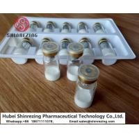 Medical Peptide Protein Hormones Aod 9604 / Hgh Fragment 177 191 CAS 221231-10-3 Manufactures