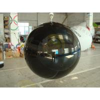 Attractive Inflatable Giant Advertising Balloon , Decoration Inflatable Mirror Balloons Manufactures