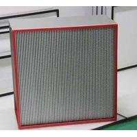 Quiet High Temperature Hepa Filter For Laboratory Operating Room Manufactures
