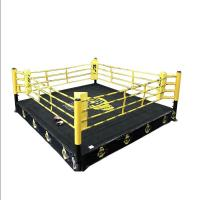 High quality competition boxing ring hot sale/ used boxing ring for sale $1,400.00/ Set Manufactures