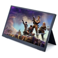 """0.248mm Pixel 15.6"""" 1080P 300cd/m2 Computer LCD Screen Monitor Manufactures"""