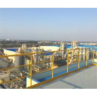 Buy cheap Full Automatic Particle Board Production Line PLC Control 2440 X 1220 MM from wholesalers
