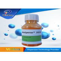 synergist with affinity group to pigement to aid dispersion as pigement dispersant Manufactures