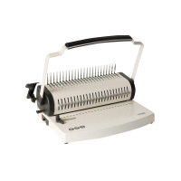 500 Sheets A4 Paper Comb Binding Machine For Document Manufactures