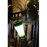 China Heineer house solar lights, solar cup light with rechargeable lithium battery and LED on sale