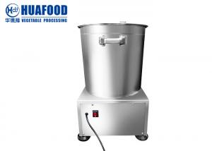 Multi - Function Food Dehydrator Machine For Fruit Centrifugal Dewatering Manufactures