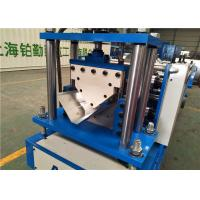 Roof Ridge Sheet / Roof Panel Roll Forming Machine Roof Ridge Cap Making Manufactures