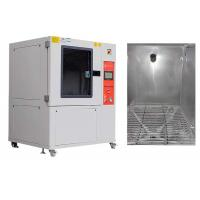 IP5X IP6X Climatic Test Chamber High Efficiency For Electronic Components Manufactures