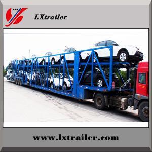 China 2017 China suppiler car transport trailer truck cars trucks car carrier trailer on sale