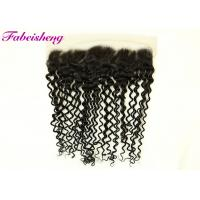 Buy cheap Transparent Natural Raw Hair Lace Frontal Ear To Ear Lace Frontal & Closure With from wholesalers