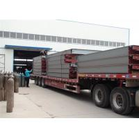 Safety Overload 135% Commercial Truck Scales , 50 Ton Truck Scale Automatic Alarm Function Manufactures