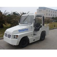 25 KN Draw Bar Pull Baggage Towing Tractor Automatic / Manual Transmission Manufactures