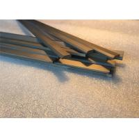 K10 K20 Wood Cutting Tungsten Carbide Strips Extra Vibration Resistance High Rigidity Manufactures