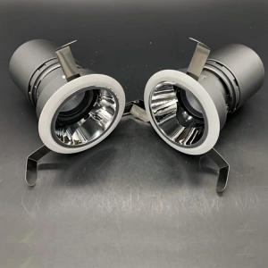 Buy cheap IP44 White / Black 12 Watt LED Downlight , AC85-265V Wall Washer Downlight from wholesalers