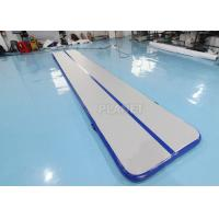 PVC 6m Tarpaulin Inflatable Gymnastics Mats For Fitness Manufactures