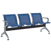 Color Optional Hospital Waiting Area Chairs Public Seat Mesh Type Long Time Use Manufactures