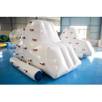 Buy cheap Inflatable Iceberg Climber / Inflatable Iceberg Water Toy For Kids from wholesalers