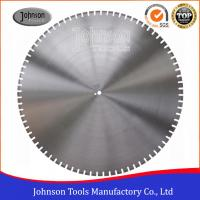 Buy cheap 1200mm Diamond floor Saw Blade For Concrete And Asphalt Road Cutting from wholesalers