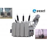Low On Load Loss, Oil Immersed Power Distribution Transformer For 220kV Grid Manufactures