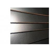 Simple Pattern Anti Slip Plywood Sheets , Furniture Plywood Sheets WBP Glue Manufactures