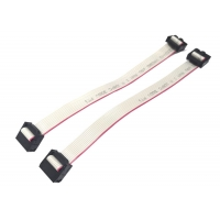 Waterproof UL2651 28 AWG 150mm IDC Ribbon Cable Manufactures