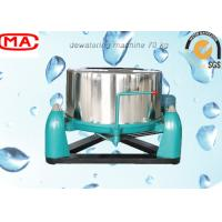 Fully Auto Industrial Dehydration Equipment , Laundry Extractor Machine