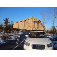 Extension Folding 4x4 Roof Top Tent With Stainless Steel Pole Material Manufactures