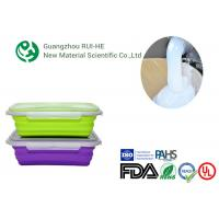 100% Food Grade Silicone Rubber for Kitchen tools  and Making Mold Silicone Baking Mold Manufactures