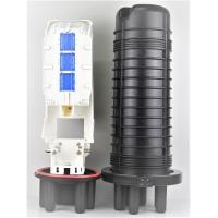 Buy cheap 5 ports FTTH Dome Fiber Optic Splice Closure , 144 cores duct mounting from wholesalers