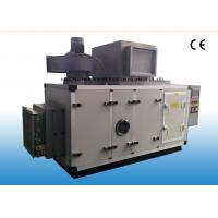 Rotary Wheel Industrial Desiccant Dehumidifier for Pharmaceutical Industrial 23.8kg / h Manufactures