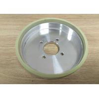 Ceramic Vitrified Bond Diamond Grinding Wheels For Processing Cermet OEM Manufactures