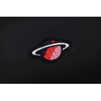 Custom Embroidered Iron On Patches No Minimum For Clothing Manufactures