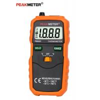 K - Type  Wireless Digital Thermometer Humidity Meter With Data Hold / Logging Manufactures