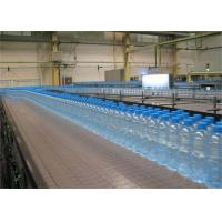 Compact Drinking Water Production Line , Normal Pressure PET Bottle Filling Machine Manufactures