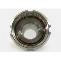 High Strength Din 11851 Sanitary Fittings , Sanitary Union For Food Line Manufactures