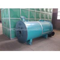 YYQW Series Low Pressure Hot Oil Boiler 1400Kw Thermal Oil Heating System Manufactures