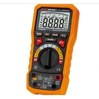 Buy cheap 10 Amp True Rms Digital Multimeter Bluetooth Interface Lower Power Consumption from wholesalers