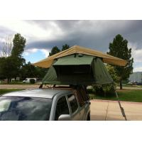 Aluminum Pole 4 Man Roof Top Tent , Kukenam Truck Mounted Tent Anti UV Manufactures