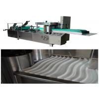 Buy cheap Fully Automatic Servo Control Non Woven Folding Machine At A High Speed from wholesalers