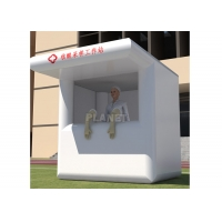Portable Hospital Equipment Inflatable Urgency Nucleic Acid Sampling Workstation System Station Extraction Tent Manufactures