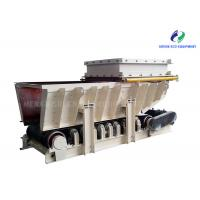 Large Capacity Feeder Belt Conveyor / Mining Feeder ZQ Type Compact Structure Manufactures