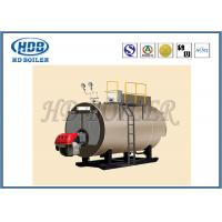 Industrial Power Steam Hot Water Boiler Multi Fuel Horizontal Fully Automatic with ASME, TUV Manufactures