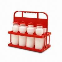 Sports Bottle Set with Carrier, Made of PE and PP Materials Manufactures