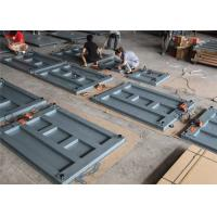 Large Platform Weighing Scales Built In Rechargeable Battery Manufactures