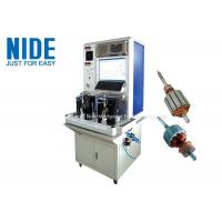 Armature Motor Testing Equipment For Electrical strength , Double Working Station Manufactures