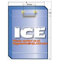Ice bags, wine carriers, juice, beverage bags, wine gift, portable, party bags, icebags Manufactures