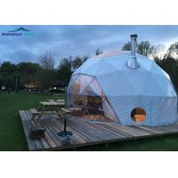 Buy cheap UV Resistance Unique Geodesic Camping Party Dome Tent For Glamping from wholesalers